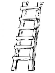 Staat jouw de ladder tegen de juiste muur?