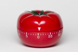 pomodoro als middel tot focus