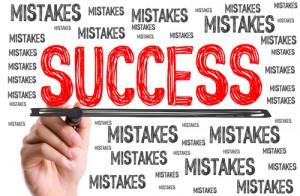 Mindset : maak van je fouten je succes