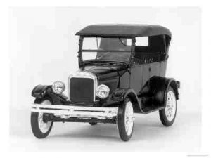 1927-Model-T-Ford