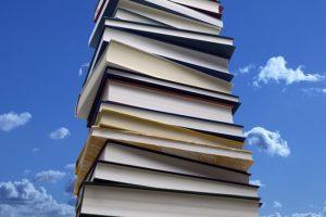 om te lezen zijn er boeken voldoende
