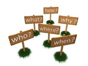 In je ligzetel met de W vragen: ideale combinatie