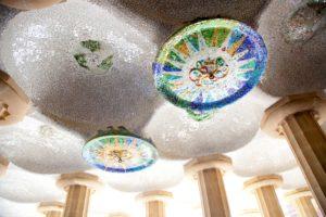 mosaic van Gaudi